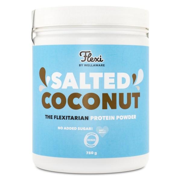 WellAware Flexi Proteinpulver 750 g Salted Coconut