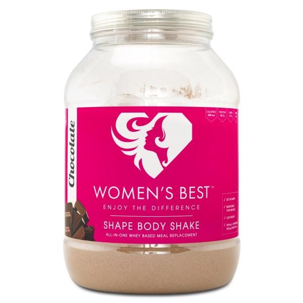 Womens Best Shape Body Shake Chocolate 1 kg