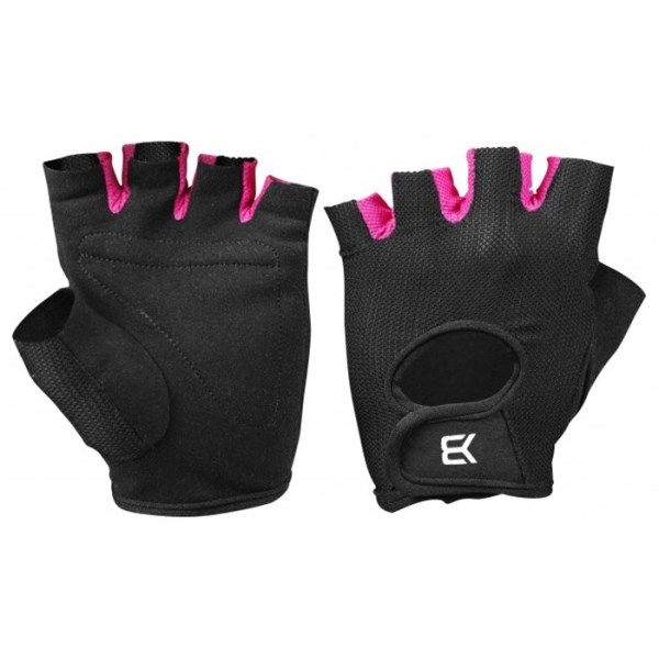 Better Bodies Womens Training Glove L Black / Pink