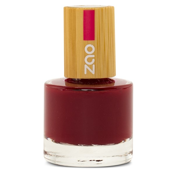 Zao Nagellack 8 ml Passion Red