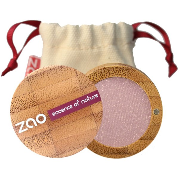 Zao Pearly Eye Shadow 3 g Pearly Pink Beige