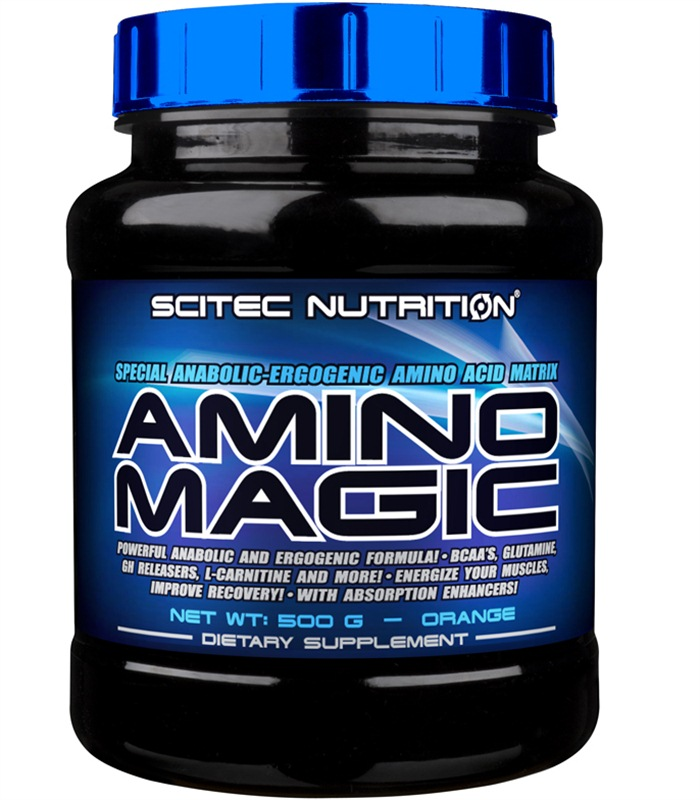Scitec Amino Magic, Kondition & Uthållighet - Scitec