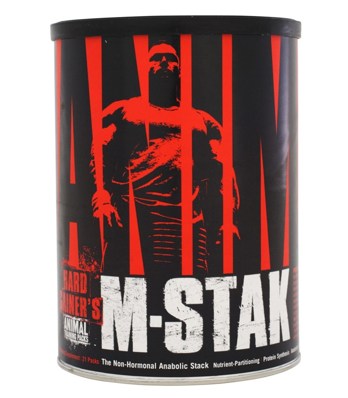 Animal M Stak, Muskelbyggande - Universal Nutrition