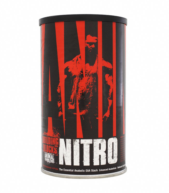 Animal Nitro, Kondition & Uthållighet - Universal Nutrition