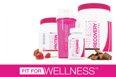 Fit for Wellness logotyp