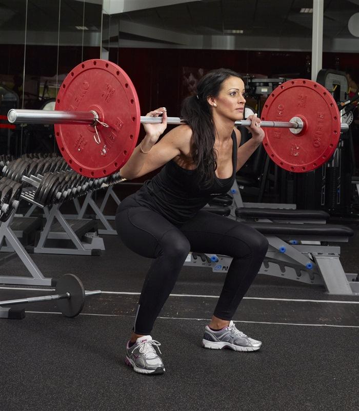 kosttillskott styrketräning tjejer
