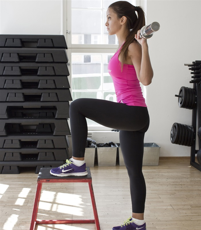 vikter att sätta på benen