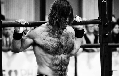 Timmy Thernstr�m tr�nar CrossFit