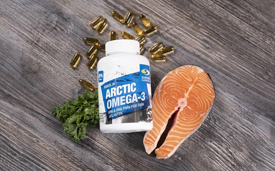 omega 3 utan fisk