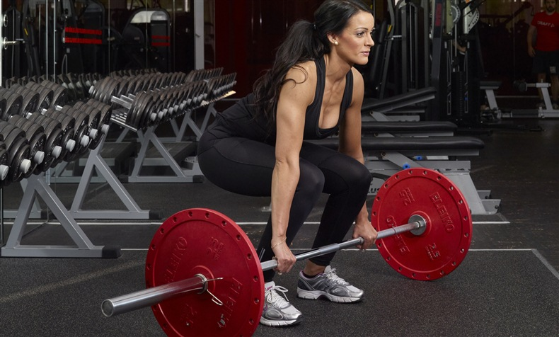 träningspulver för tjejer