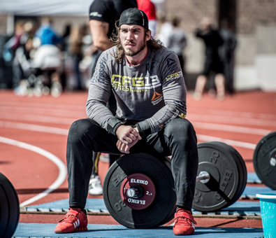 Timmy Thernstr�m, CrossFit