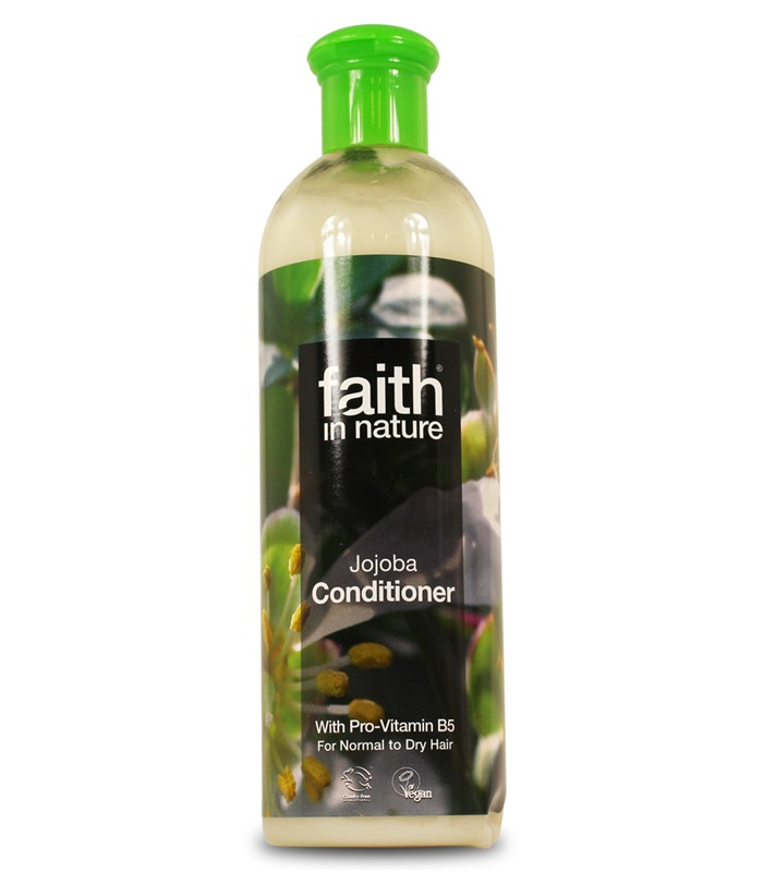 Faith in Nature Jojoba Conditioner, Kroppsvård & Skönhet - Faith in Nature