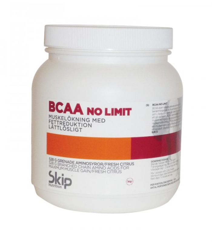 BCAA No Limit - Skip Nutrition
