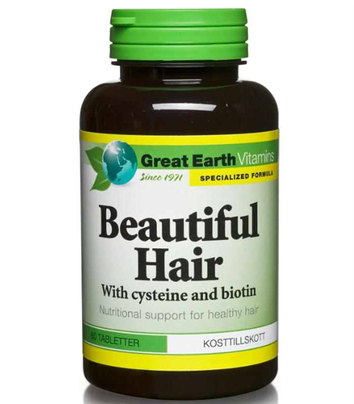 Great Earth Beautiful Hair, Hälsa & Livsmedel - Great Earth