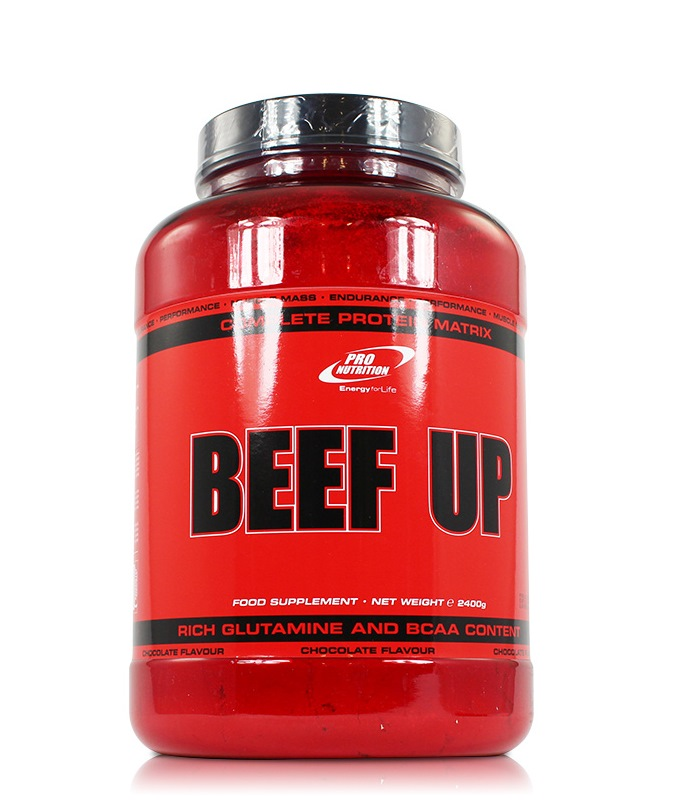 Beef Up, Kondition & Uthållighet - Pro Nutrition