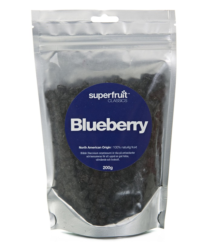 Superfruit Blueberry, Hälsa & Livsmedel - Superfruit