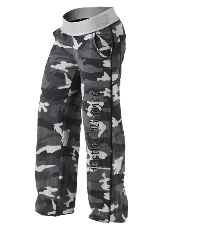 Camo soft pant, Sport & tr�ning - Better Bodies