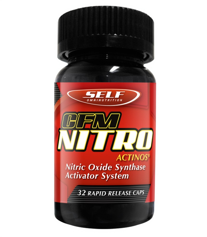 CFM Nitro, Prestationsh�jande - Self Omninutrition
