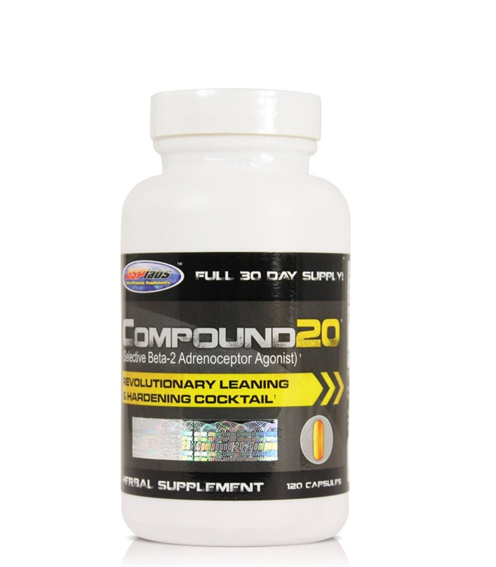 Compound-20, Muskelbyggande - USP Labs