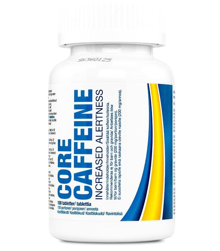 kosttillskott med koffein