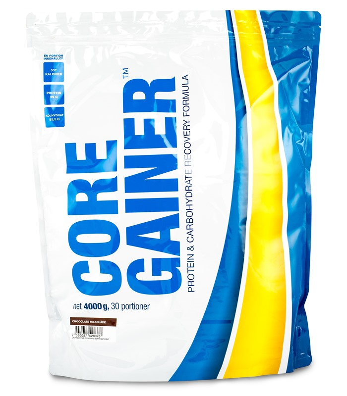 core gainer flashback