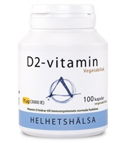 D2-vitamin Vegan