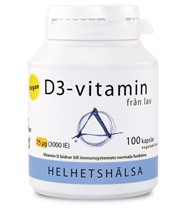D3-vitamin Vegan