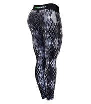 Six Deuce Digital Snake Fitness Leggings