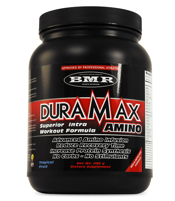 Duramax Amino, Prestationsh�jande - BMR Sports Nutrition