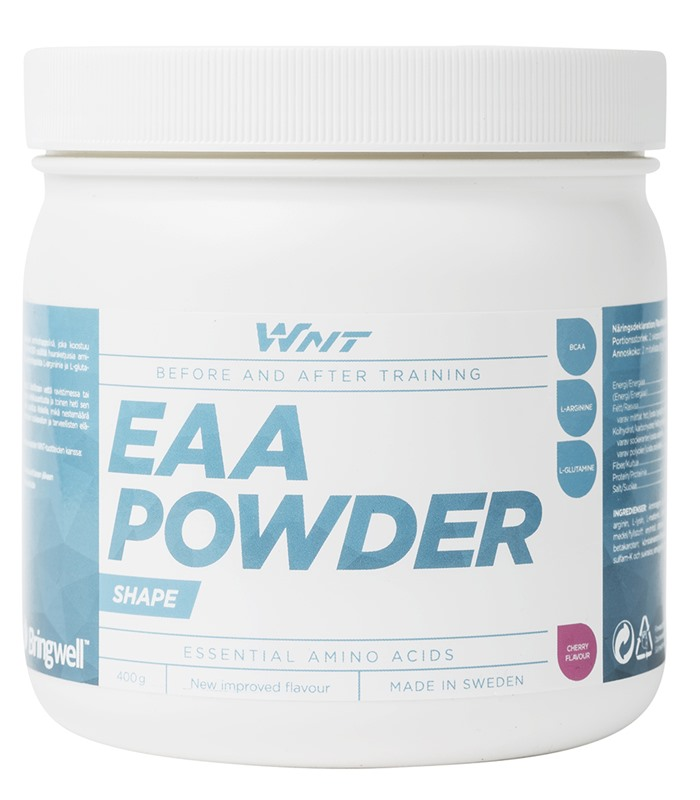 WNT EAA Powder, Kondition & Uthållighet - WNT