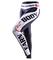 Myway2fitness Earn Your Body Tights