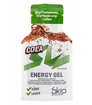 Skip Energy Gel Cola med Koffein