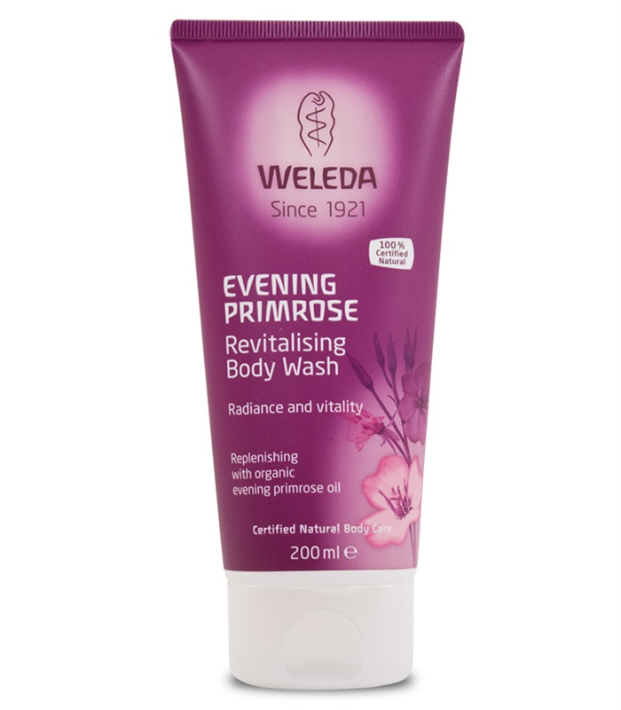 Evening Primrose Body Wash, Kroppsv�rd & Sk�nhet - Weleda
