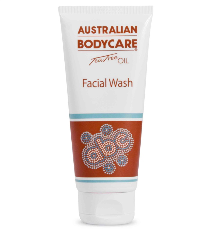 Facial Wash Tea Tree, Kroppsvård & Skönhet - Australian Body Care