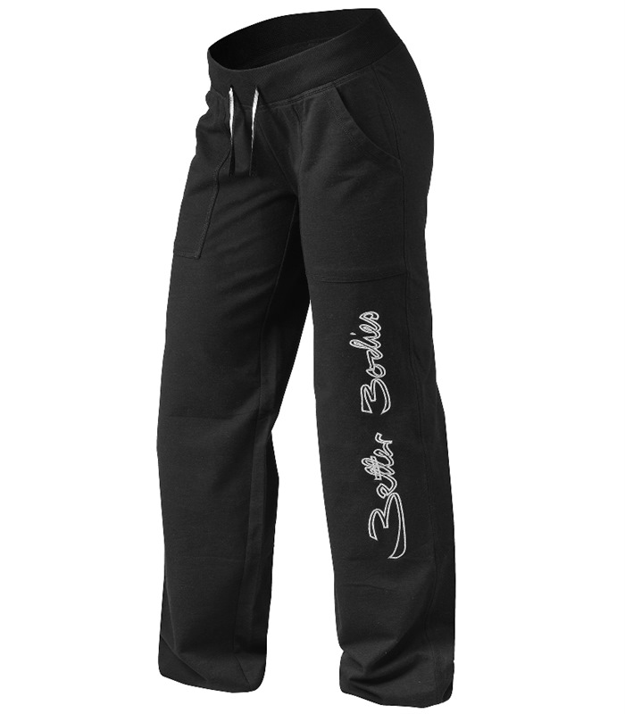 Fancy Sweat Pant, Sport & tr�ning - Better Bodies