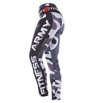 Myway2fitness Fitness Army Tights