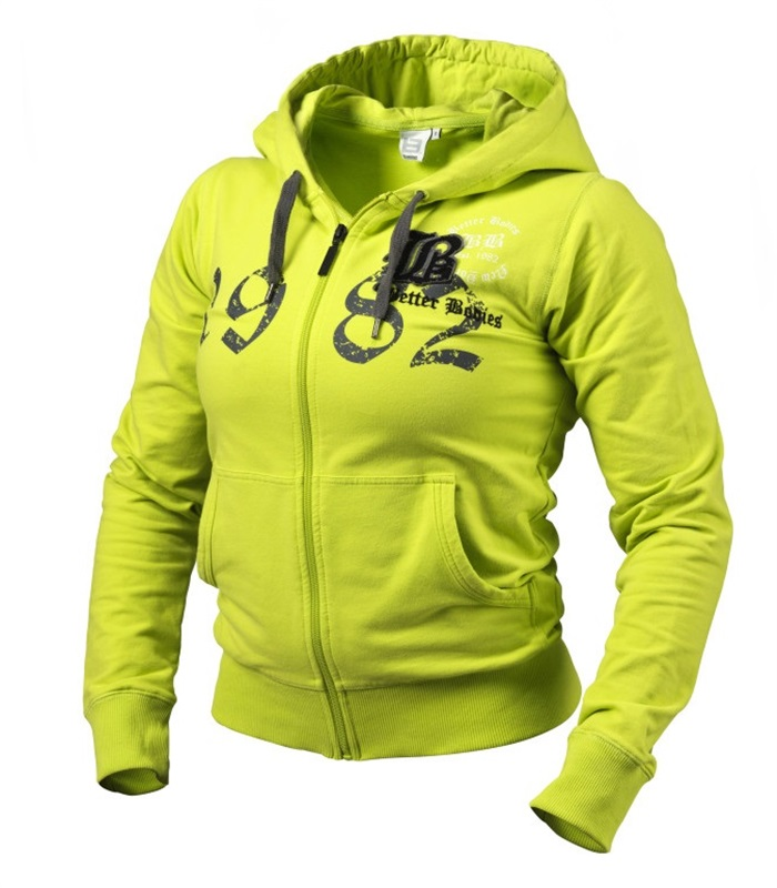 Fitted Soft Hoodie, Sport & träning - Better Bodies