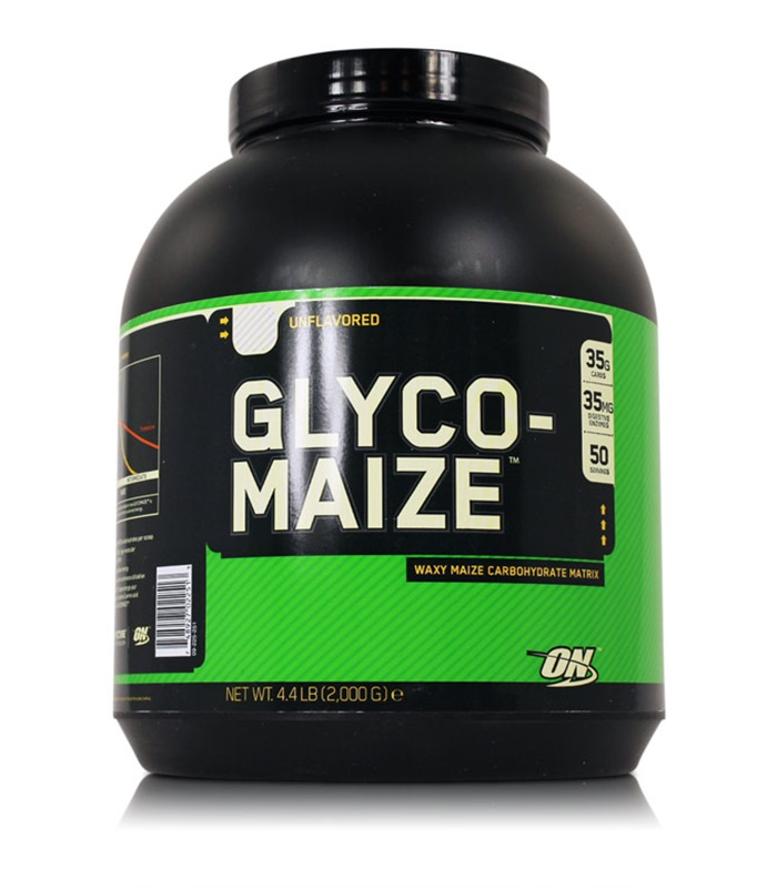 Glycomaize, Kondition & Uthållighet - Optimum Nutrition