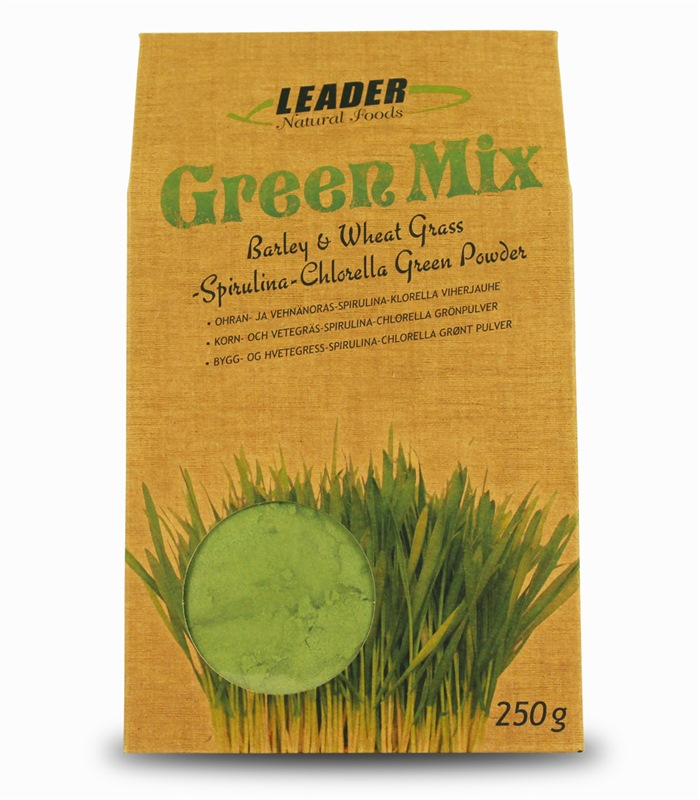 Green Mix, H�lsokost - Leader