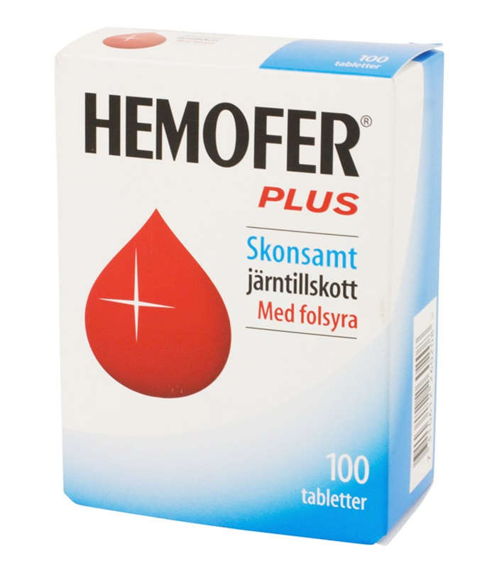 hemofer plus gravid