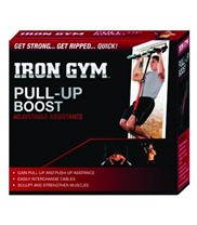 Iron Gym Pull Up Boost
