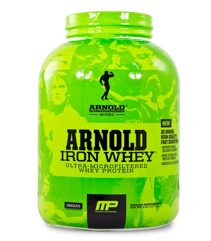 Iron Whey, Sport & tr�ning - Arnold Series