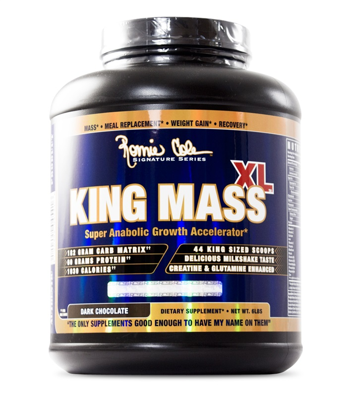 King Mass, Muskelbyggande & Prestation - Ronnie Coleman