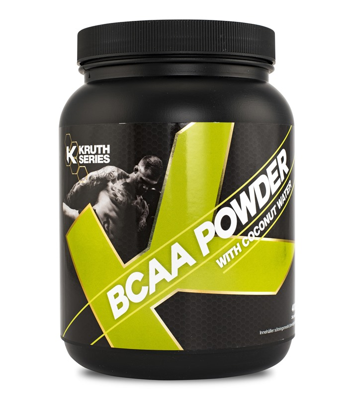 Kruth Series BCAA Powder, Muskelbyggande & Prestation - Better You
