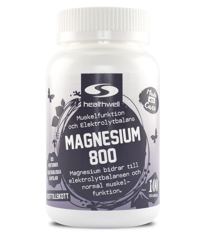 biverkningar av magnesium
