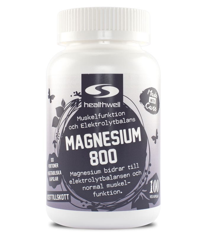 magnesium piller biverkningar