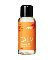 RFSU Calm Massage Oil