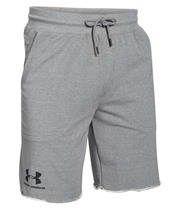 Mens UA Terry Fleece Shorts