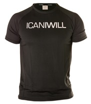 ICANIWILL Mesh T-Shirt Quick Dry Men