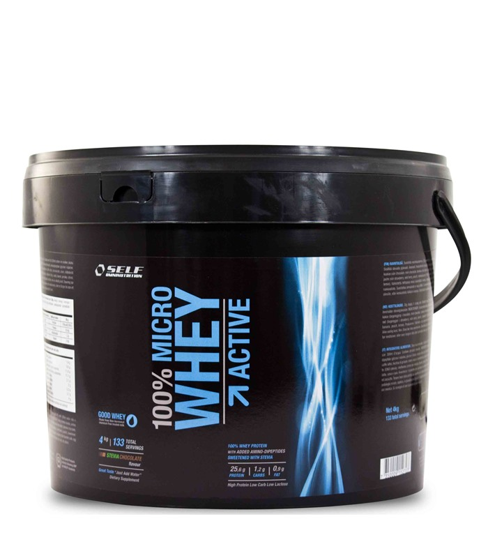 Micro Whey Active Limited Edition, Kondition & Uthållighet - Self Omninutrition